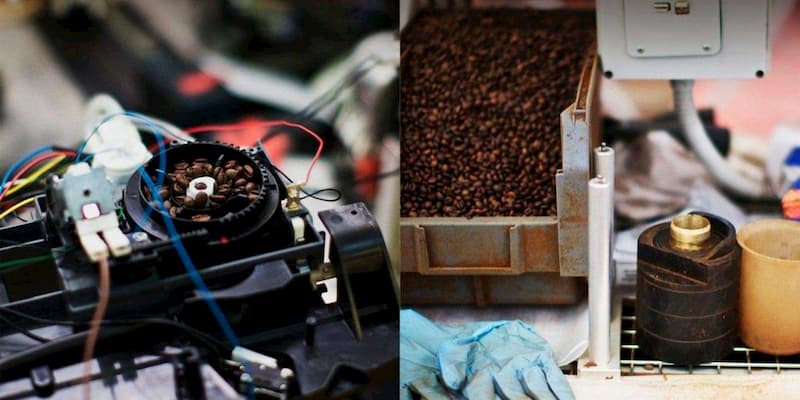 Ремонт кавоварок: основні несправності