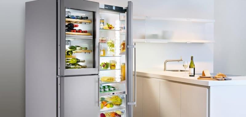 Вибираємо холодильник Side-by-side