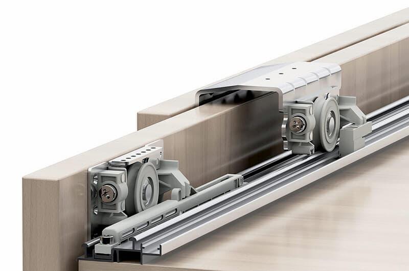 Раздвижные системы для шкафов