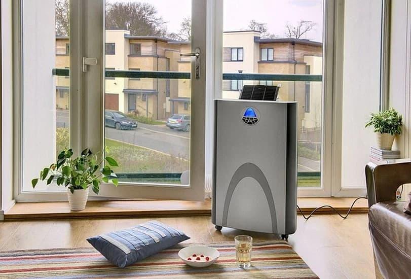 Осушувач повітря для будинку