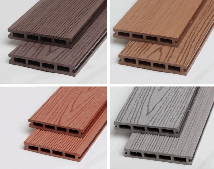 дошка терасна з деревно-полімерного композиту